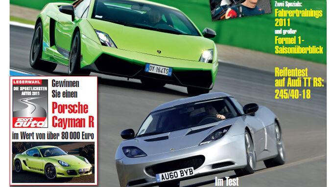 sport auto zeitschrift 04 2011 porsche zu gewinnen auto. Black Bedroom Furniture Sets. Home Design Ideas