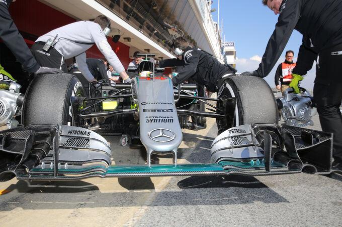 Re: Hilo de Mercedes AMG Petronas.